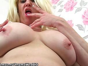 Mature MILF Nylon Panties