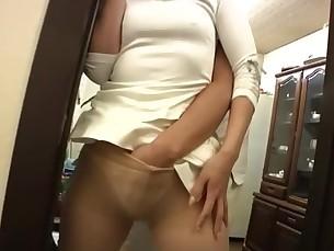 Boobs Fuck Grope Homemade Nylon Panties