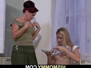 Friends Girlfriend Kitty Lesbian Mammy Mature Teen
