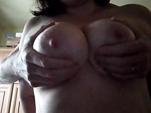 Big Tits Boobs MILF Natural Nipples POV