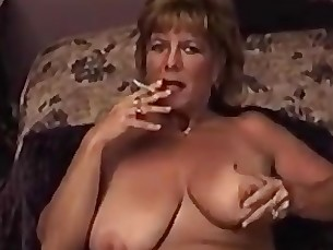 Blonde Granny Hooker Horny Mature Redhead Smoking Whore