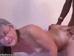 Ass Black Blowjob Brunette Chick Big Cock Cum Cumshot