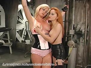 Ass Blonde Domination Erotic Fetish Hot Lesbian MILF
