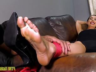 BDSM Big Tits Boss Brunette Casting Couch Erotic Feet