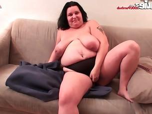 Big Tits Cumshot Dildo BBW Fatty Fuck Homemade Hot