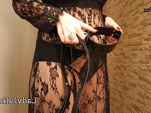 Amateur BDSM Brunette Domination Fetish High Heels Mammy MILF