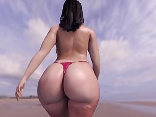 Ass Beach Brunette Fetish Mammy Mature MILF