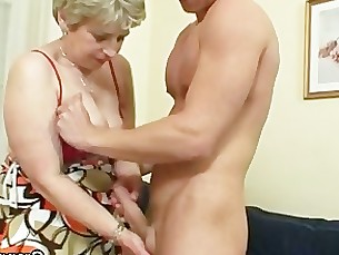Granny Housewife Mammy Mature MILF Old and Young Really Teen