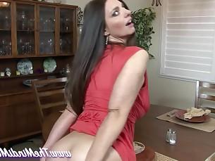 Big Tits Boobs Brunette Daddy Fantasy Fetish Fuck Mammy