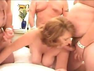 Amateur Big Tits Blonde Blowjob Big Cock Daddy Fuck Gang Bang