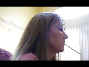 18-21 Fetish Mature Smoking