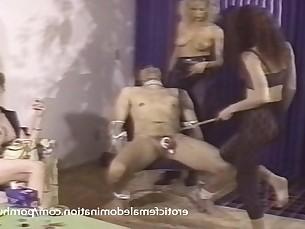 BDSM Blonde Big Cock Fetish MILF Slave Vintage Mistress