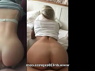 Amateur Babe Blonde Blowjob Creampie Doggy Style Double Penetration Mammy