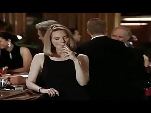 Blonde Brunette Celeb MILF Smoking