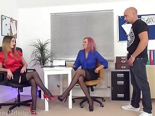 Fetish Handjob Hardcore Mammy Office Party Punished Strapon