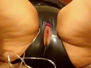 Amateur Ass Brunette Cumshot Latex Mammy MILF Panties