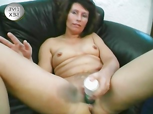 Big Tits Brunette Close Up Big Cock Cumshot Fingering Horny Hot