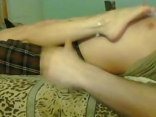 Amateur Ass Couple Fantasy Feet Fetish Foot Fetish Massage