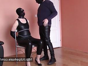 Amateur BDSM Couple Cumshot Fetish High Heels MILF Really