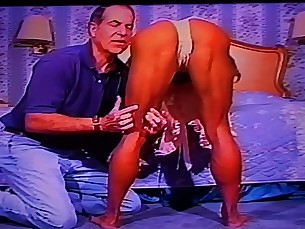 Ass Babe Blonde Fantasy Fetish Foot Fetish Juicy Massage