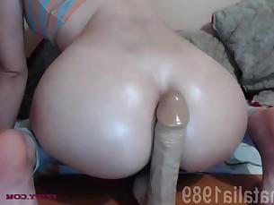 Amateur Anal Ass Big Tits Dildo Fingering Homemade Masturbation