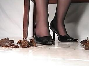 Dancing Feet High Heels Mammy MILF