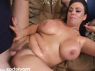 Ass Cougar Curvy Mammy MILF Pornstar Threesome
