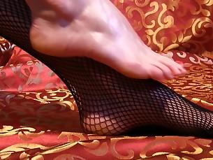 Amateur Feet Fetish Foot Fetish High Heels Mammy Mature MILF